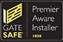 Credentials Gatesafe Logo