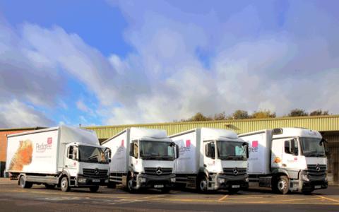 CCTV Armley Pedigree Wholesale Vans