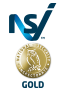 Credentials NSI Gold Transparent background Logo