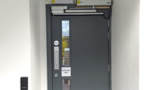 Automatic Opening Doors
