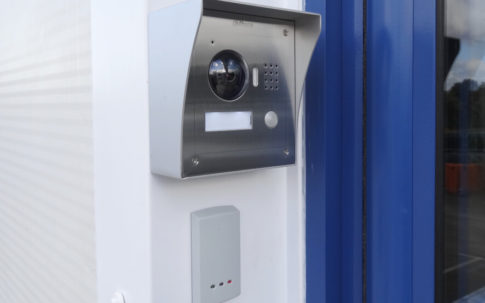 Video Intercom Leeds Door Entry