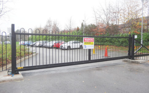 Automatic Sliding Gate Wakefield