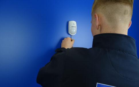 Burglar Alarm Repair Castleford