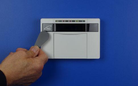 Monitored Burglar Alarm Worksop