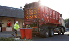 Waste Management company