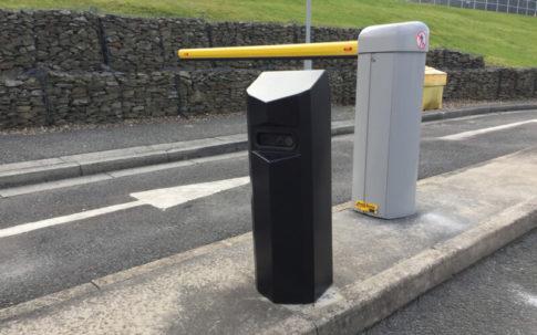 Traffic Barrier system