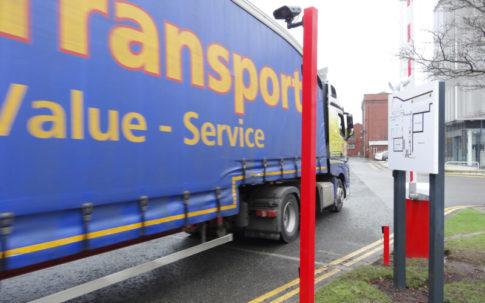 Traffic Management barrier system