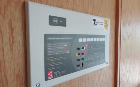 Fire Alarm Test Leeds