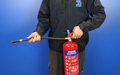 Fire Extinguisher Service Leeds