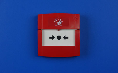 Business Fire Alarm System