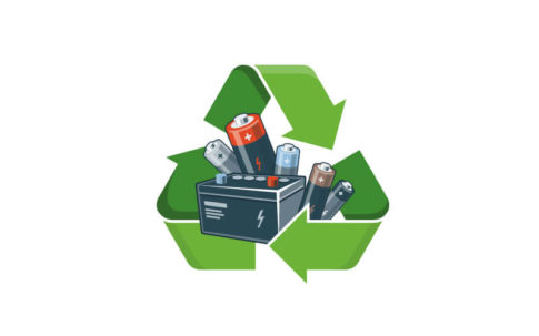 CSR Green Credentials Battery Recycling