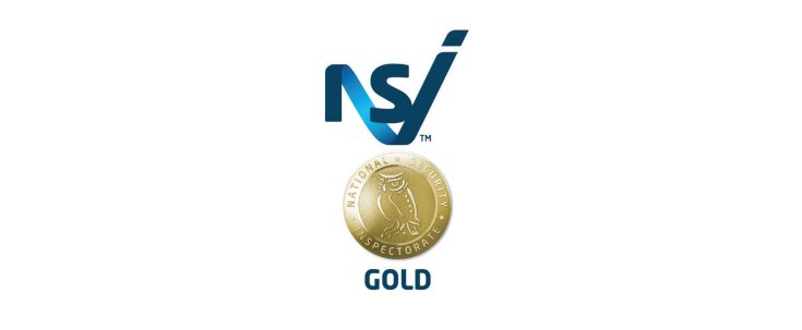 NSI Gold CCTV Installer Leeds