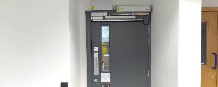 School Swing Doors Leeds