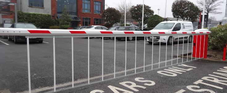 Traffic Barrier Repair