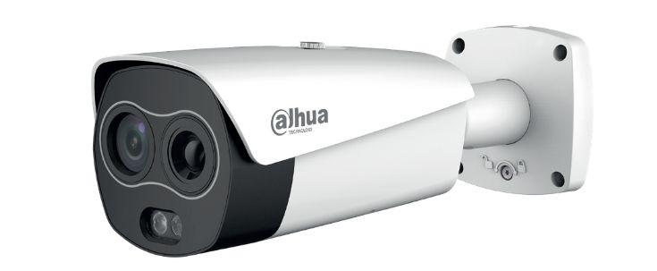 Mass Fever Screening Checking Camera