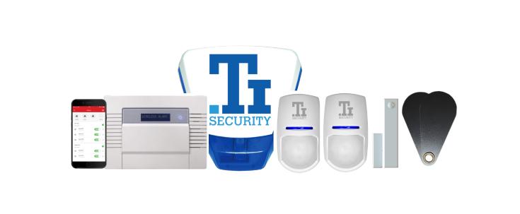 Wireless Burglar Alarm Leeds Package