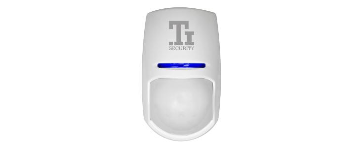 Wireless Burglar Alarm PIR
